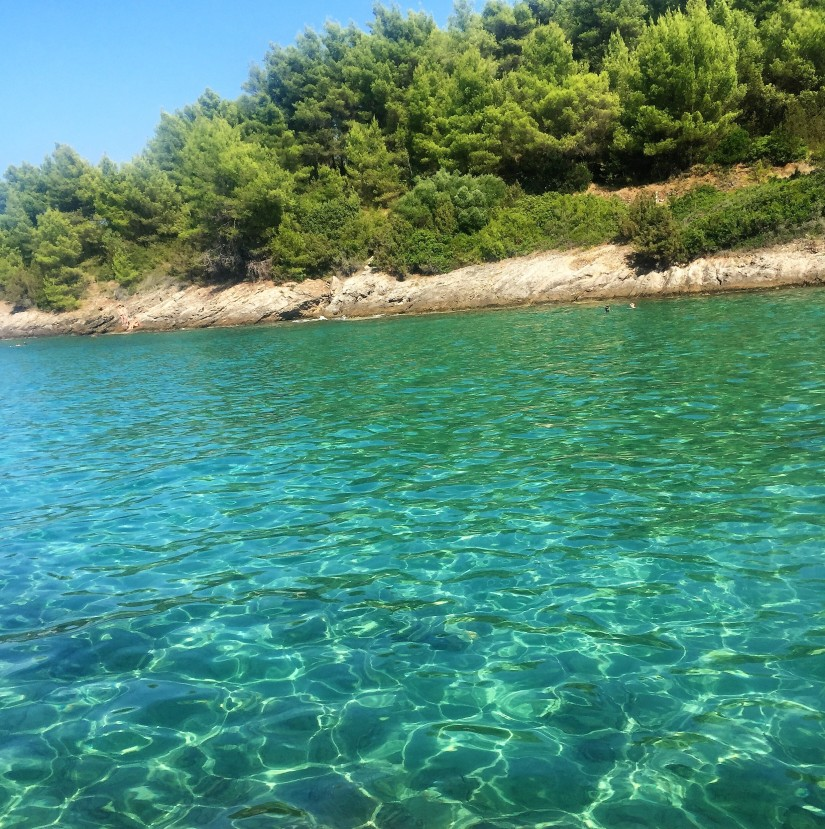 Croatia and its coastline – the beautiful AdriaticSea